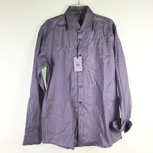 Robert Graham Mens Long Sleeve Shirt DR11369